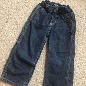 Boys carpenter jeans